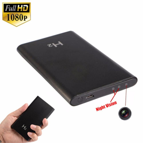 Power Bank Kamera HD